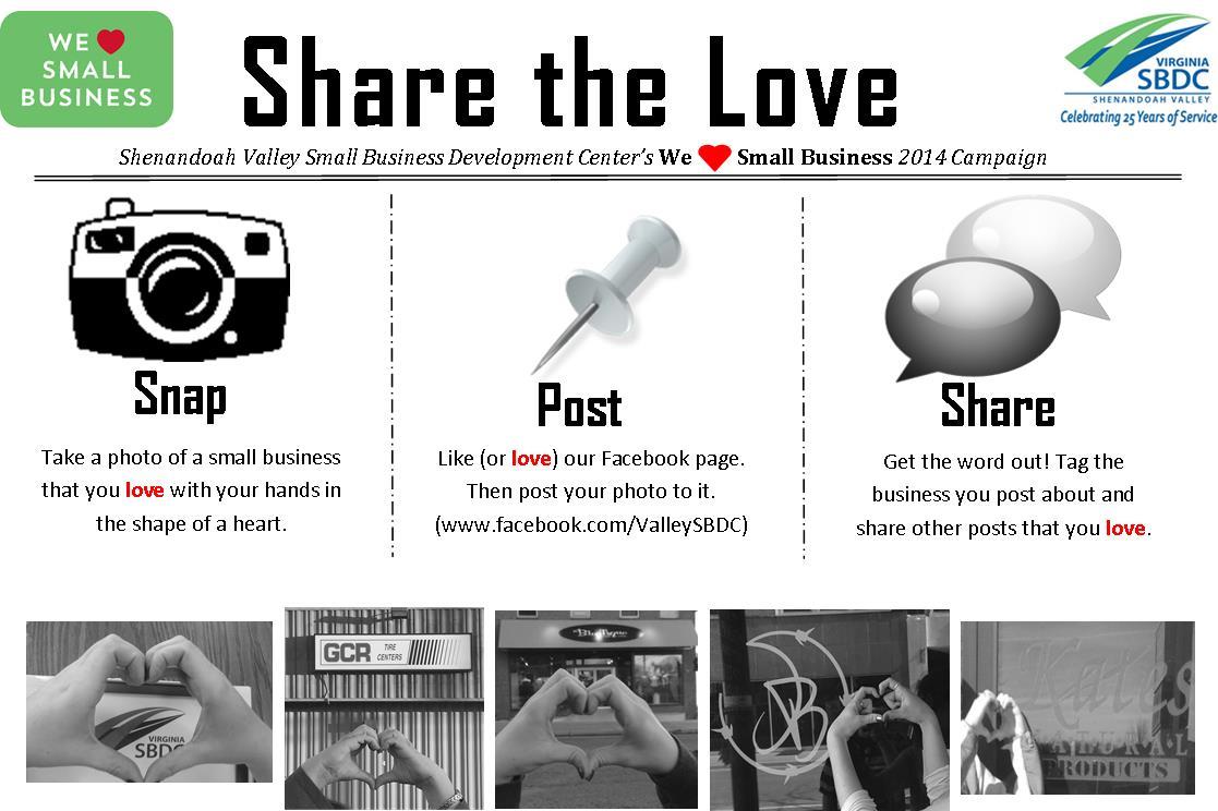 Share the Love Promo