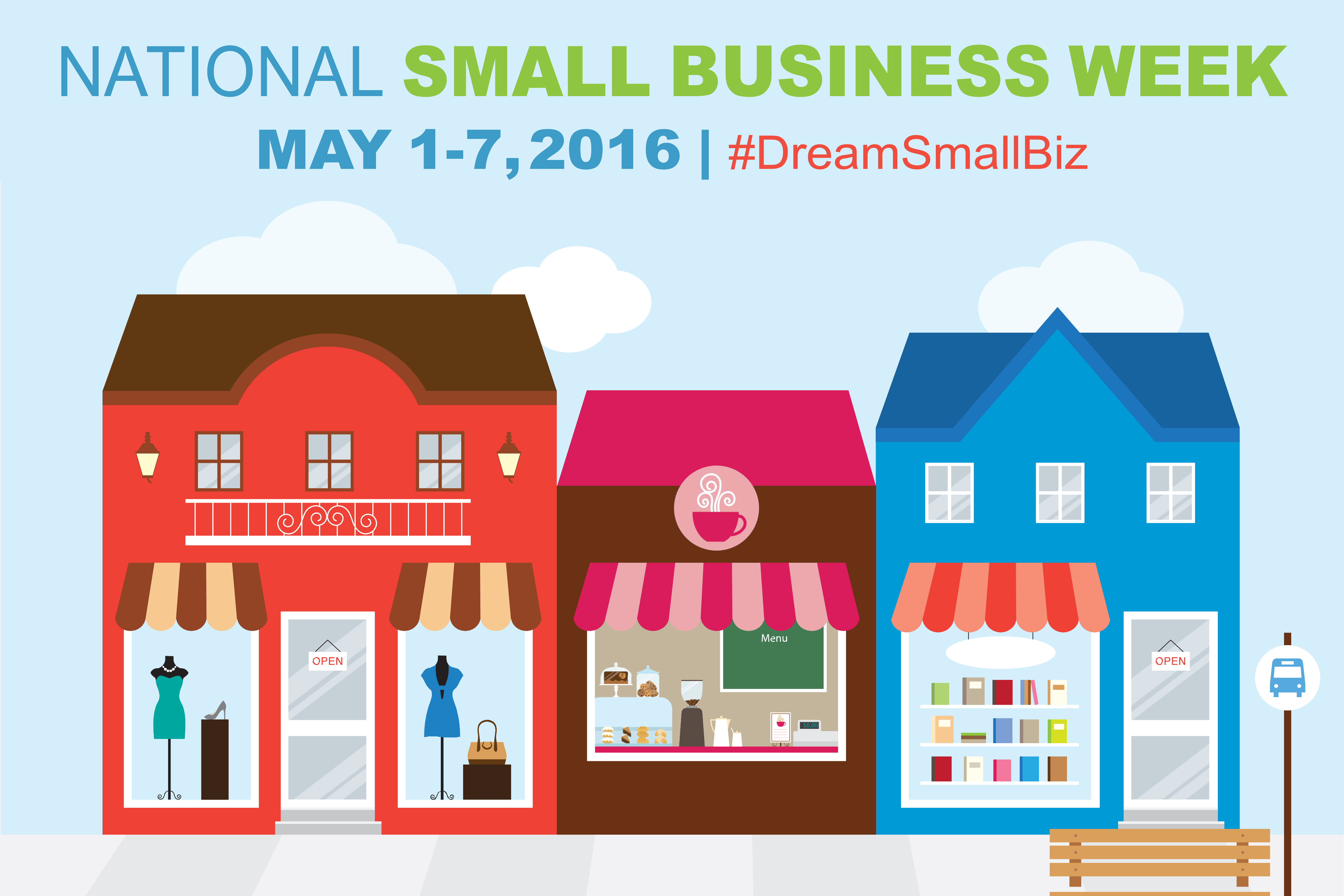 National Small Business Week - 2016 @ Harrisonburg | Virginia | United States