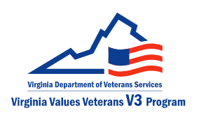 Virginia Values Veterans (V3) Employer Training @ BRCC Robert Plecker Workforce Center | Weyers Cave | Virginia | United States