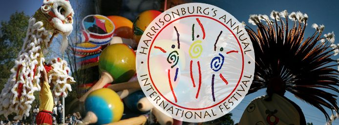 21st International Festival @ Downtown Harrisonburg