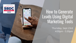 Digital Marketing Tools to Generate Leads