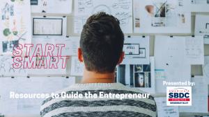 Start Smart Workshop @ Virtual Webinar