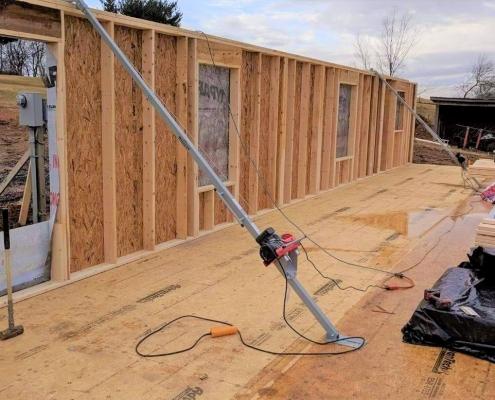 wall-lift at work