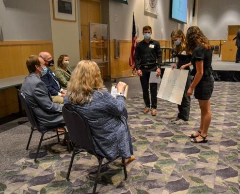 Business Planning Simulation Participants
